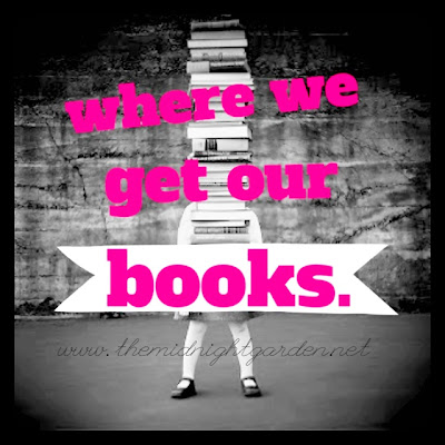 Where We Get Our Books!