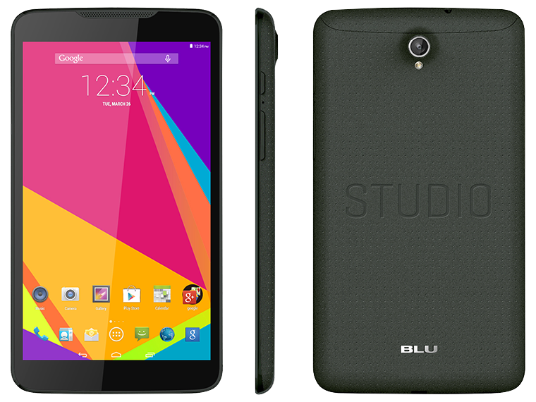 Blu Studio 7.0, The World's First 7-inch Smartphone. Priced At $149 (Php 6.7K)