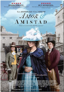 Lady Susan: Amor y Amistad / Love & Friendship Poster