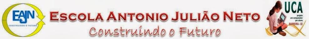 Escola Antonio Julião Neto