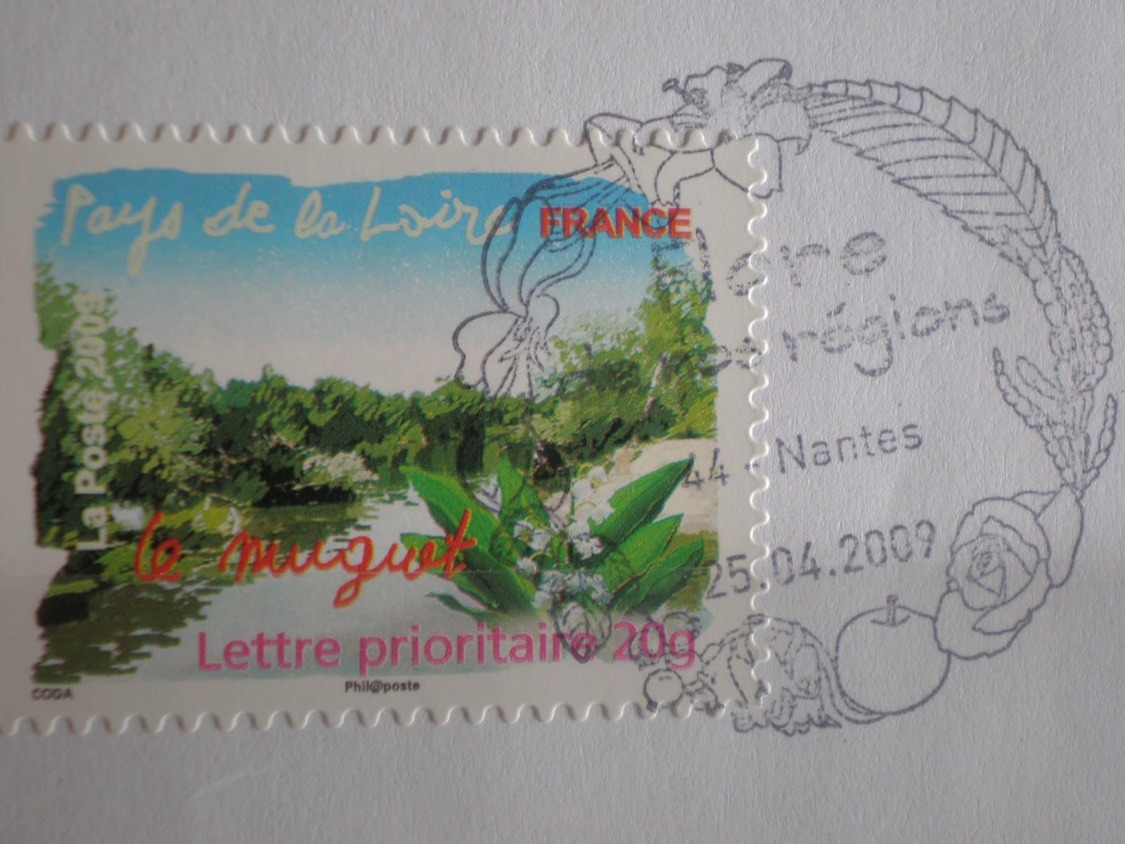 Blog de l 39 aphiest belfort timbres du 1er mai le muguet - Plante porte malheur ...