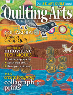 Feb. Quilting Arts