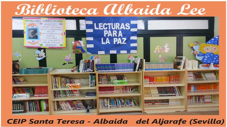 BIBLIOTECA ALBAIDA LEE