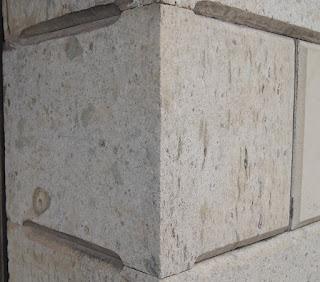 岩石と土の表情: 大谷石・旧富屋...