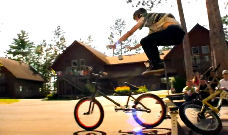 BMX Freestyle Street : l'expression de la liberté des jeunes Riders