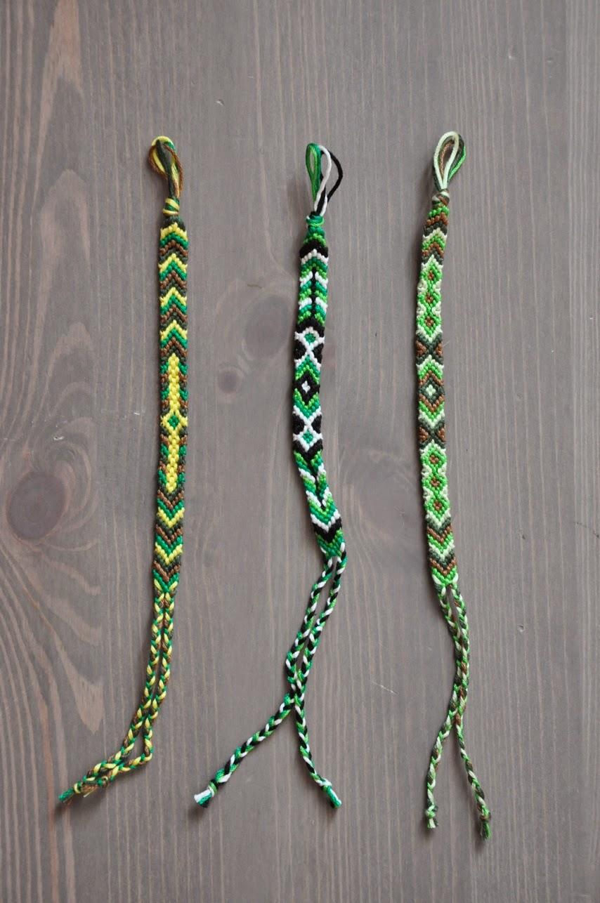 braccialetti stoffa