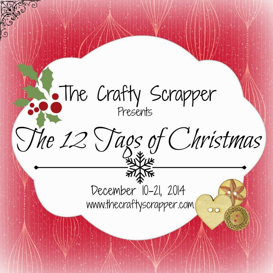 12 Tags of Christmas Archives - The Crafty Scrapper