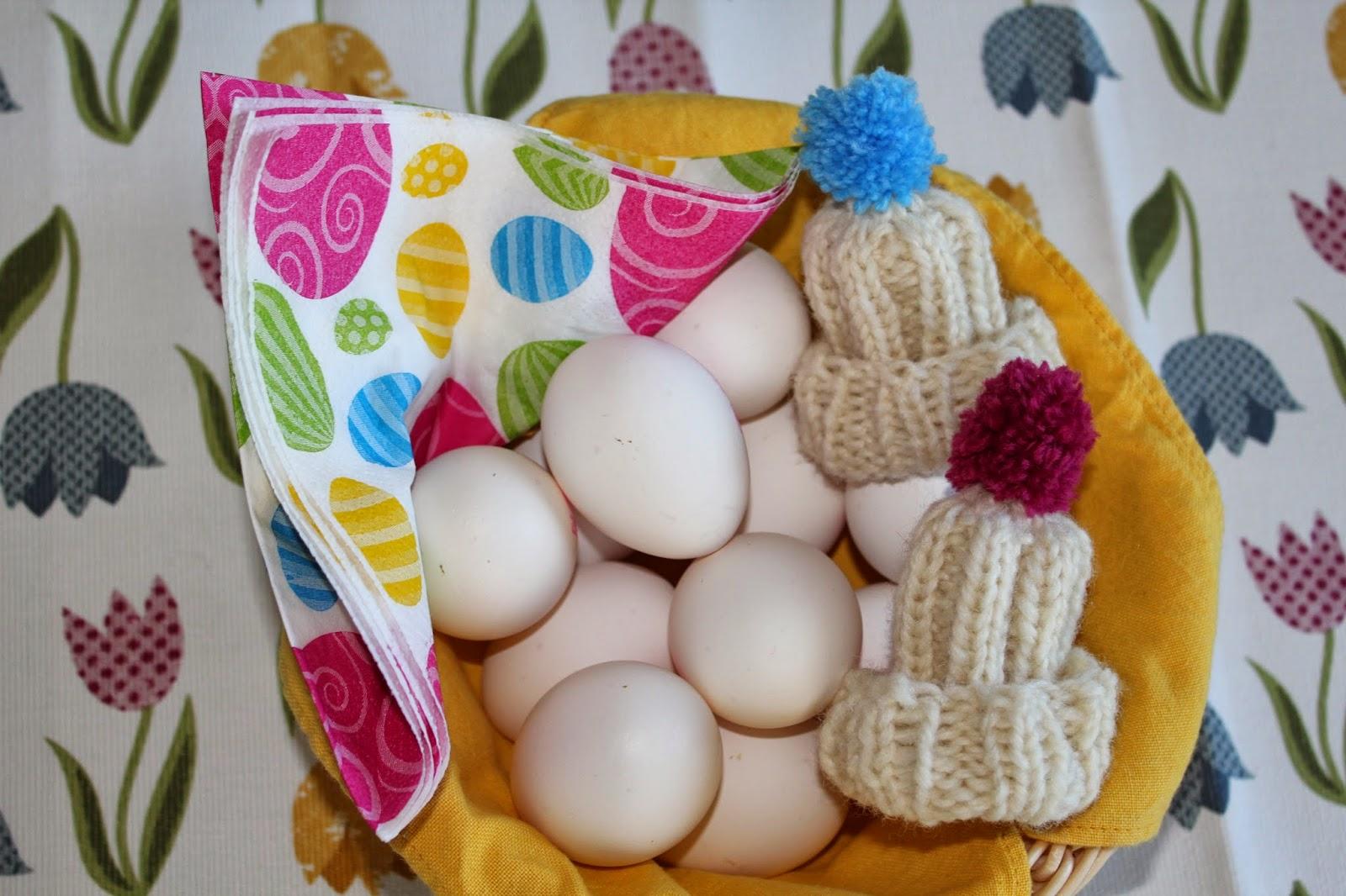 strikka eggvarmere