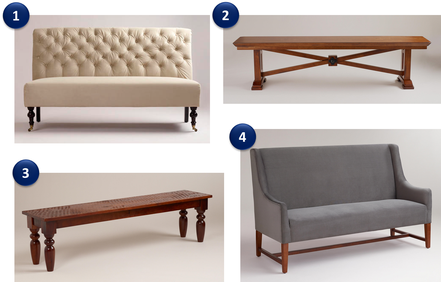 Images of banquette seating home improvement Banquette bench