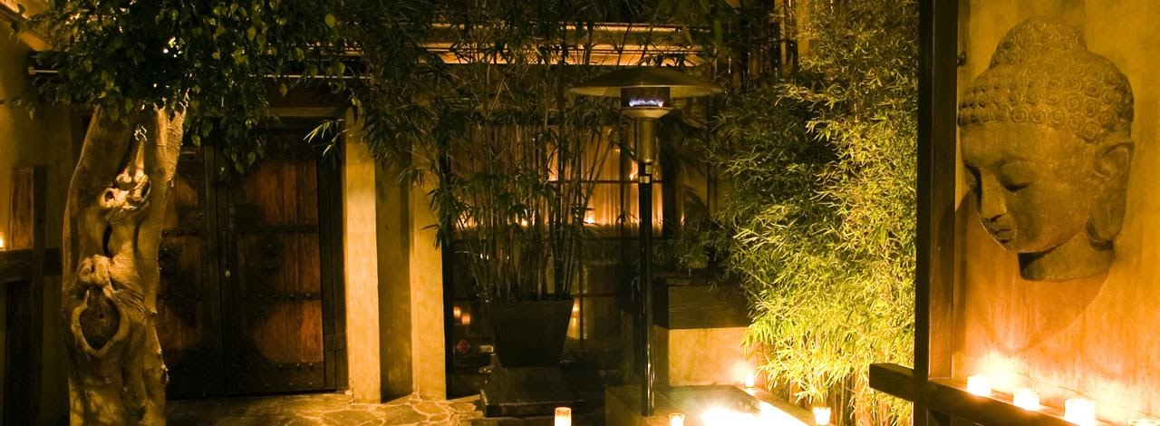 Luxury hotels more much more koi restaurant in los for Koi restaurant los angeles