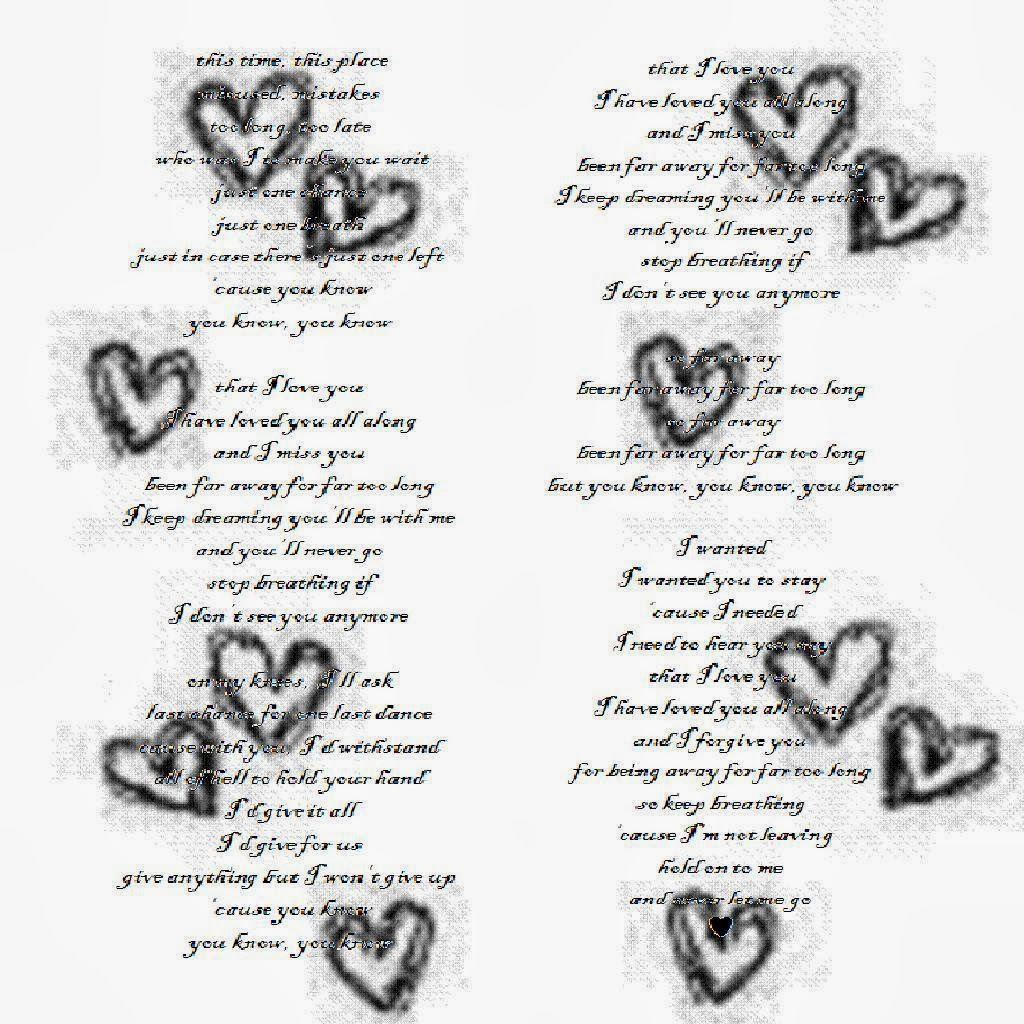 Poem About Love