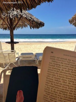 Beach reading