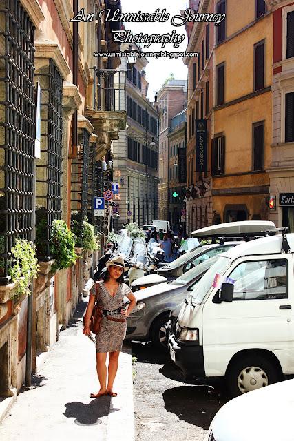 Travel Photos Blog Tourism Rome Italy Street Marjolyn Lago Italy