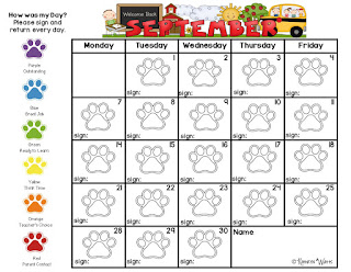 https://www.teacherspayteachers.com/Product/Paw-Clip-Chart-Mega-Pack-512844