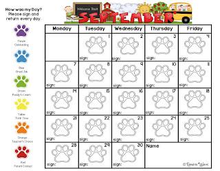 https://www.teacherspayteachers.com/Product/Paw-Clip-Chart-Mega-Pack-512844