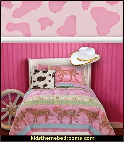 Decorating theme bedrooms maries manor horse theme for Cowgirl themed bedroom ideas
