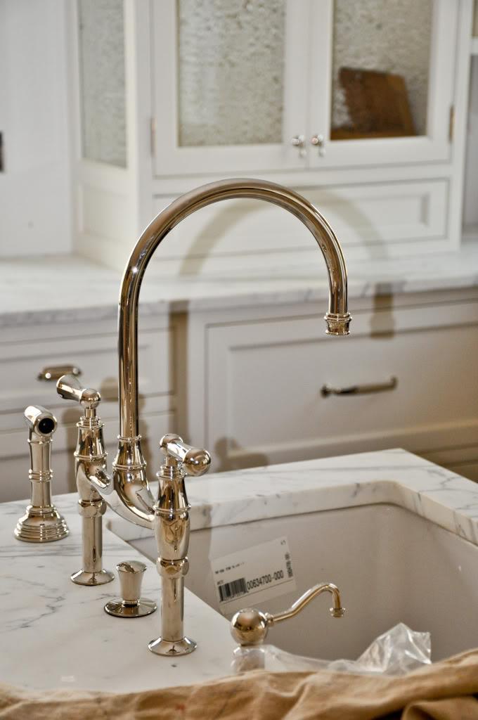 rose city bungalow 1913: bungalow kitchen faucets