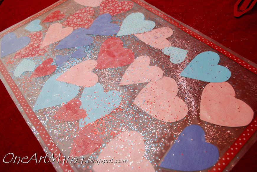 Festive Placemats - Amy Latta Creations