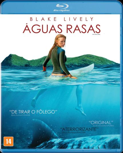Filme Poster Águas Rasas