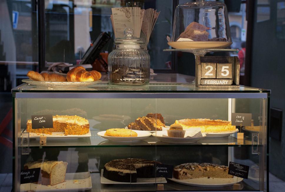 desayuno en federal café de ilovebcn