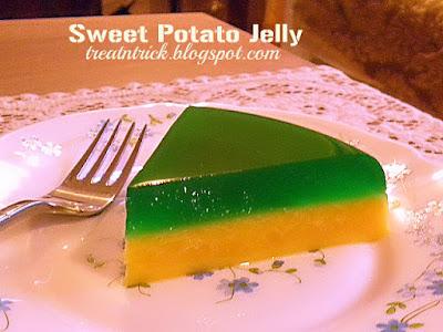 sweet potato jelly recipe @ http://treatntrick.blogspot.com