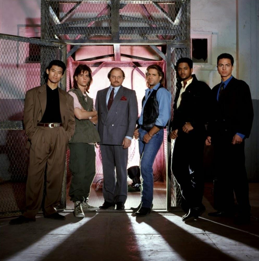 Benjamin Bratt, Craig Hurley, Dennis Franz, Jeff Kaake, Don Franklin e James Pax.