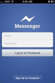pics of facebook messenger