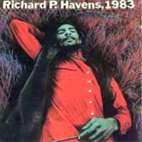 RICHIE HAVENS - Richard P.Havens, 1983