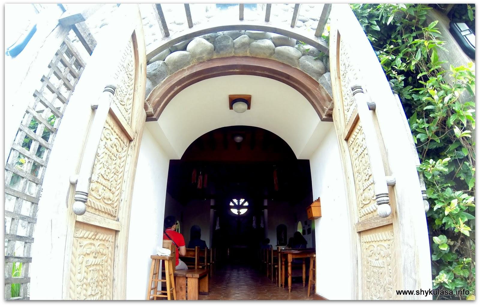 Tukon / Mt Carmel Chapel, North Batan