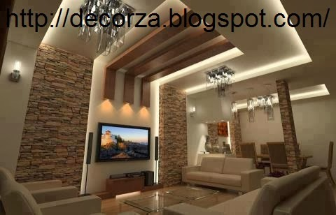 DecorZa (Interior decor): Gypsum-board-sound-proof-wall-partition