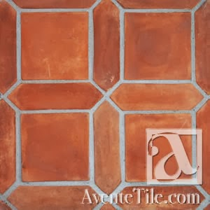 Arabesque Pickets Spanish Paver Handmade Cement Tile