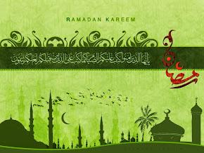 Ramadan Kareem !!!