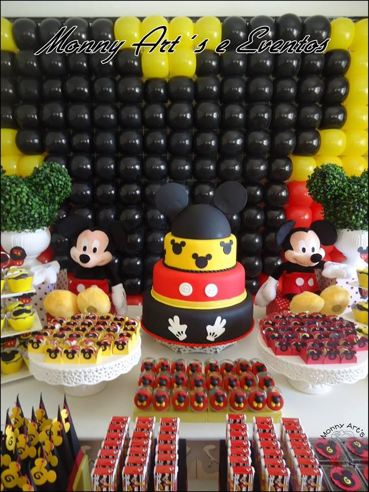 decoracao festa mickey:Decoracao de Festa e Lembrancinhas Festa Tema Mickey