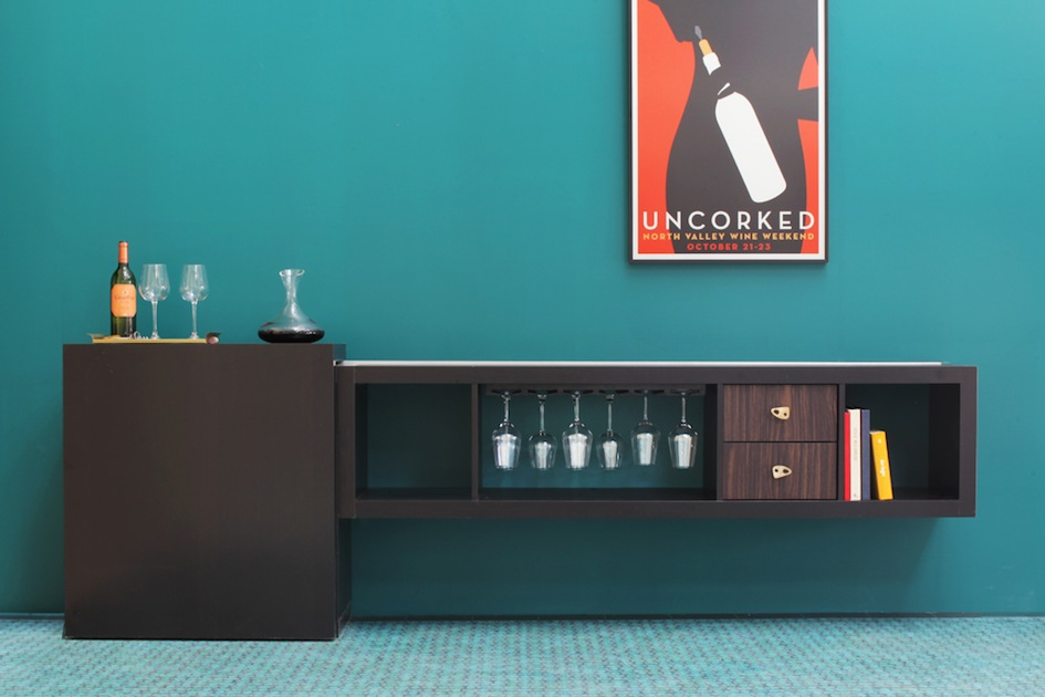 hacky new year expedit bar ikea hackers ikea hackers. Black Bedroom Furniture Sets. Home Design Ideas