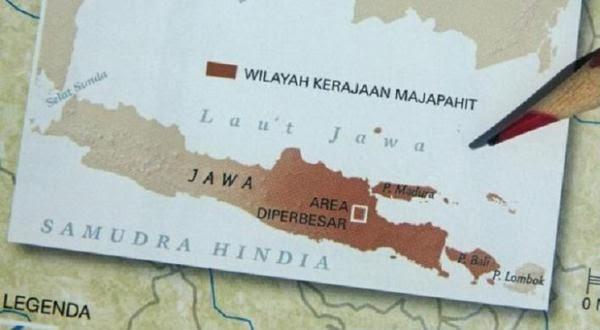 Bukti Bahwa Nusantara Bukan Wilayah Majapahit