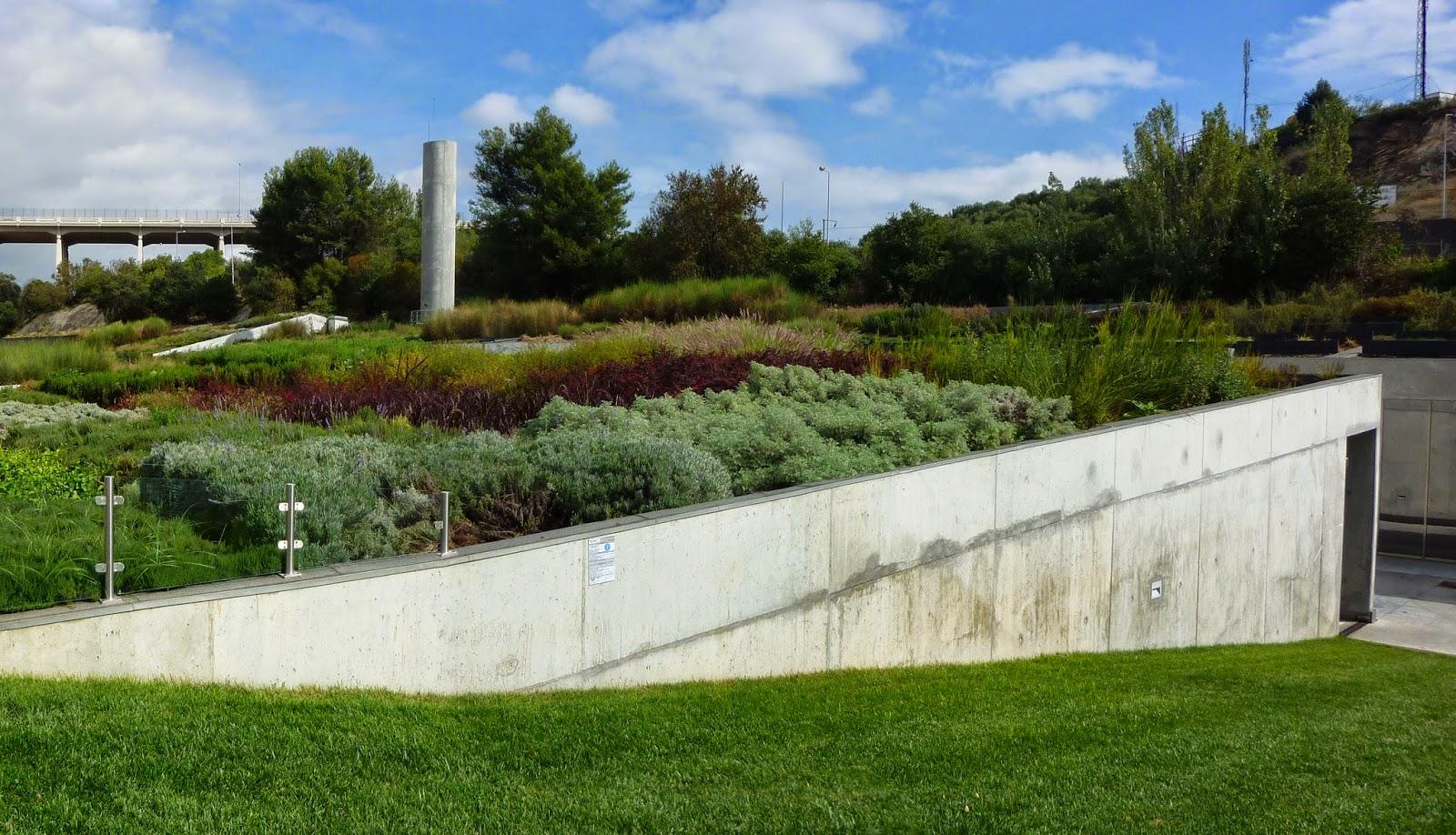 fotos de jardins horizontais : fotos de jardins horizontais: . arquitectura paisagista: Jardins em cobertura – Telhados Verdes I