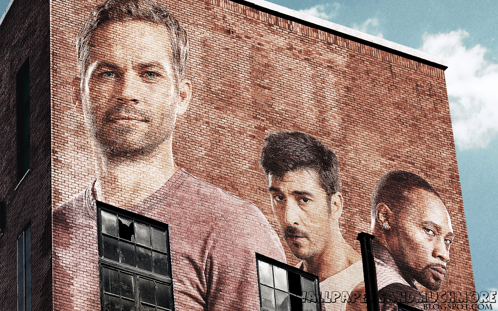 paul walker in brick mansions wallpapers - Paul Walker in Brick Mansions For Desktop