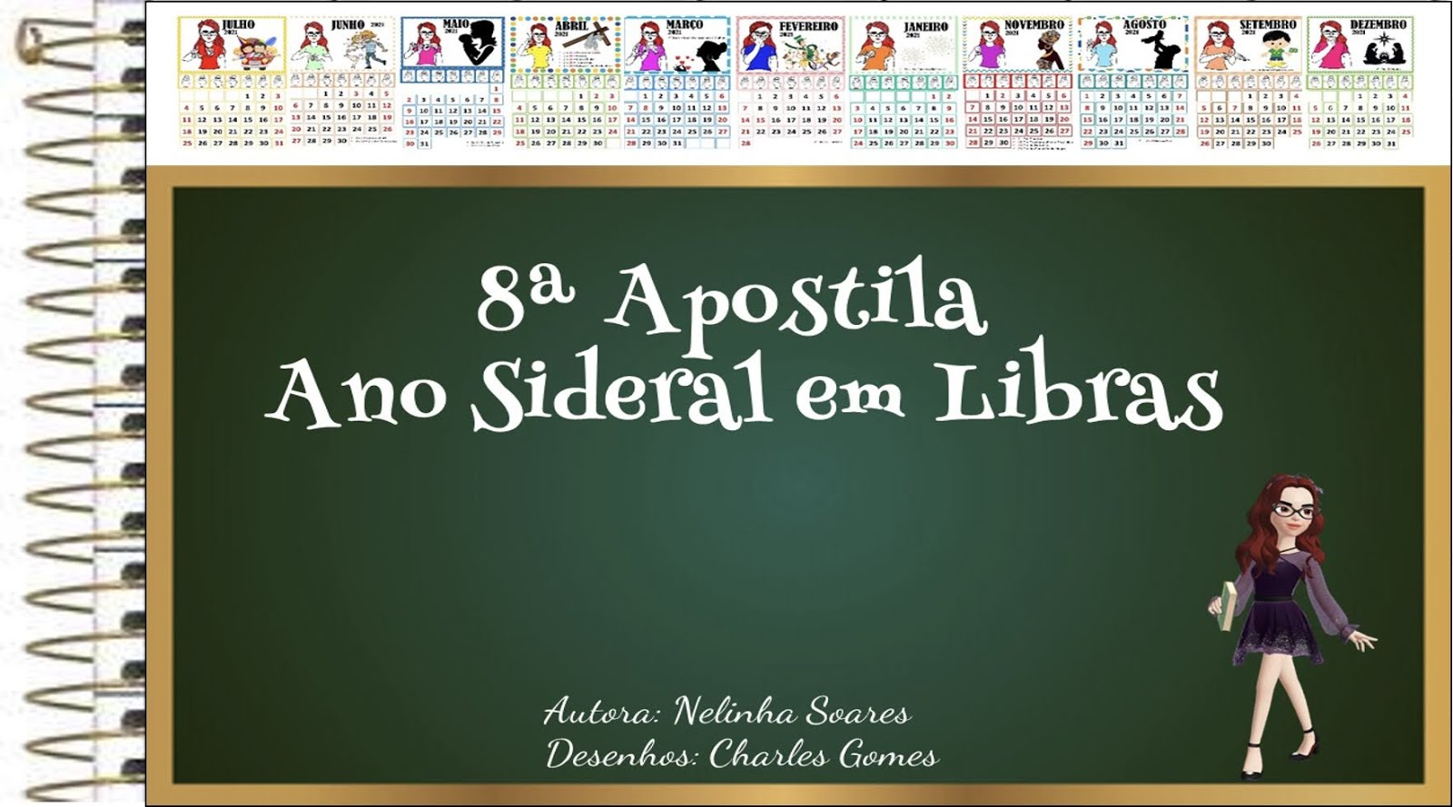 8ª APOSTILA R$:30,00