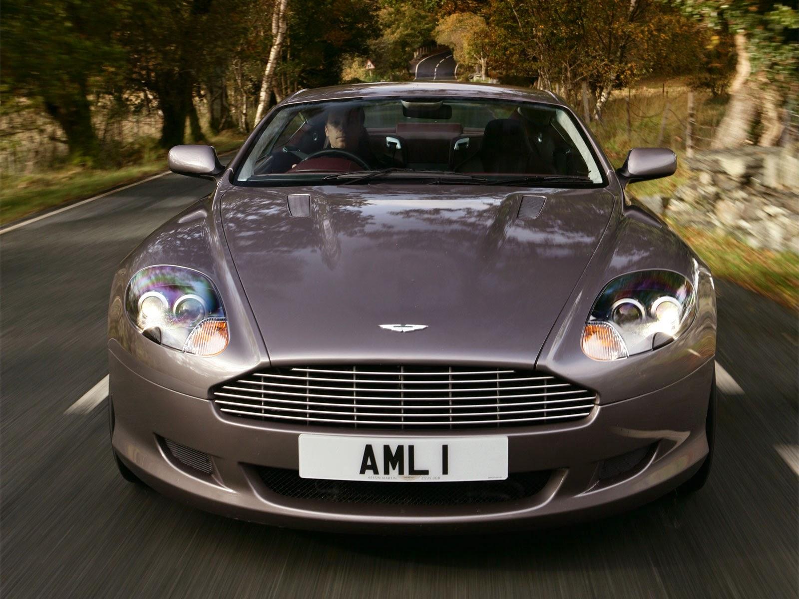 Aston Martin DB9 2014