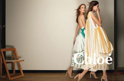 Chloe spring 2012 ad campaign