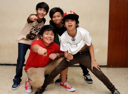 Coboy Junior merupakan sebuah Boyband cilik asal Indonesia yang ...