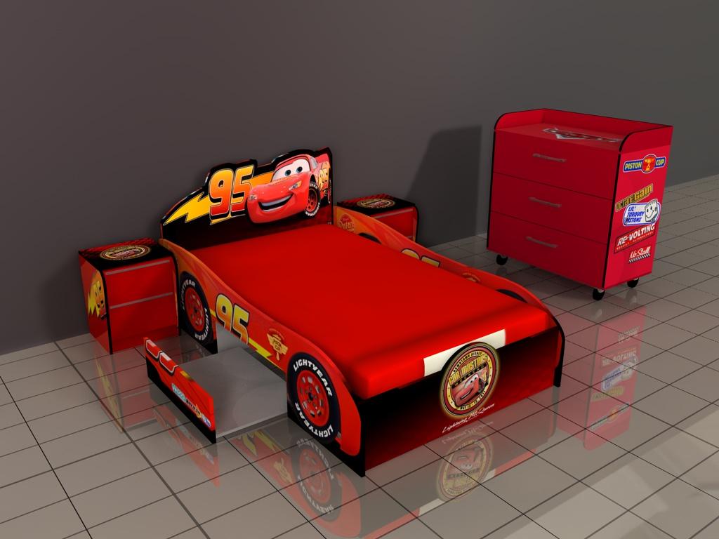 Dormitorio cars ikasa - Dormitorios de cars ...