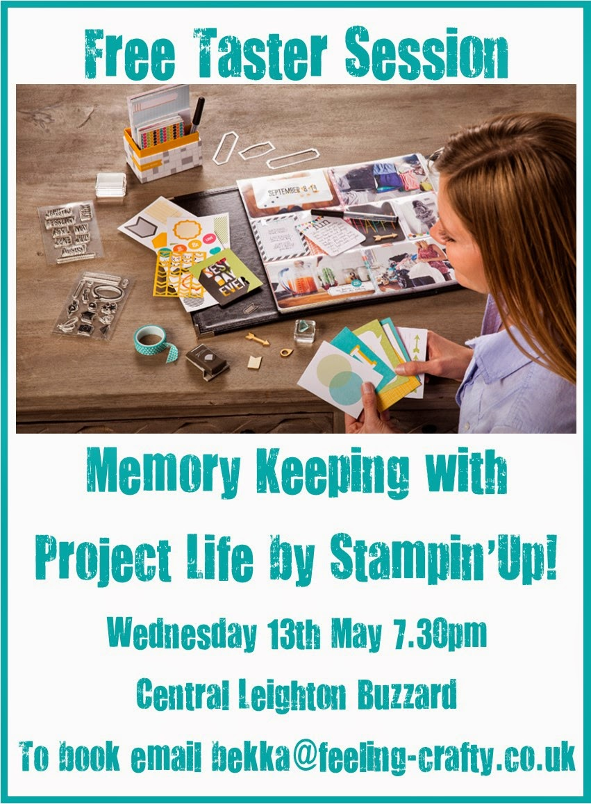 Project Life by Stampin' Up! UK - Find Out About It Here