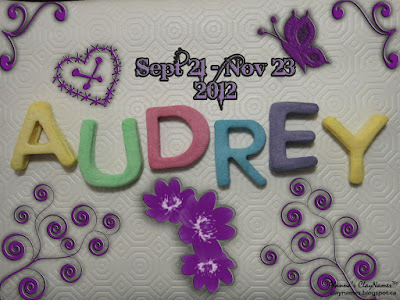 Audrey September 21 2012