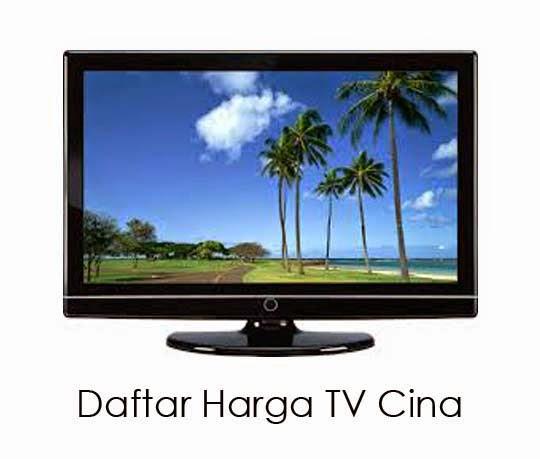 Harga TV LCD Cina