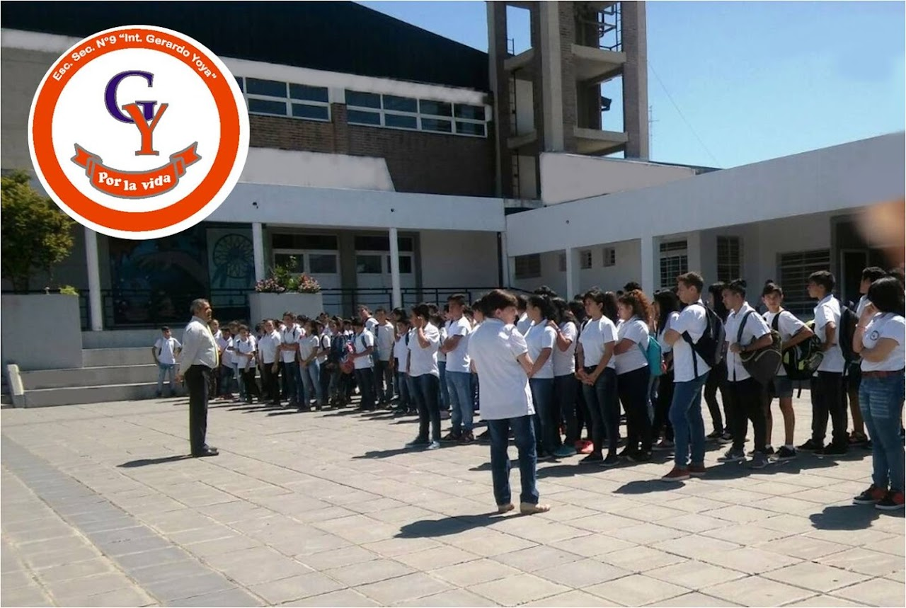 "Escuela Secundaria N° 9 ""Int. Gerardo Yoya"""
