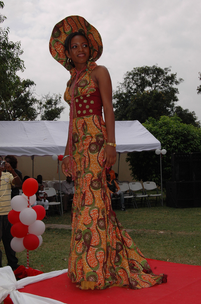 Smooth Productions NY: African Fashion Dresses Pt. 3