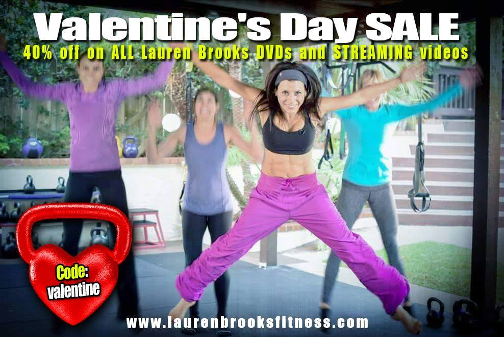 40% off Workout DVD and Video SALE
