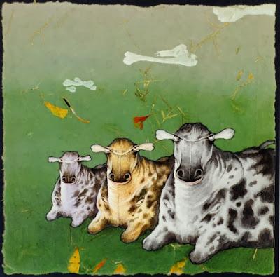 Коровы или бульдоги?