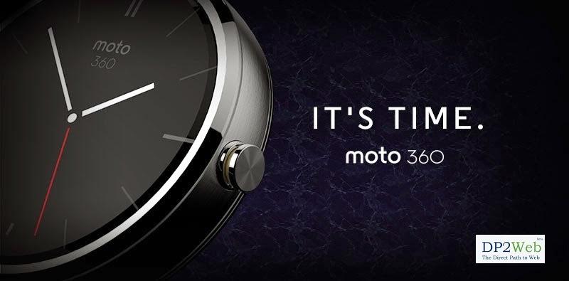Moto360 by Motorola - A Google Company